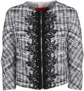 Moncler Gamme Rouge Embroidered Jacket
