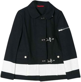 Fay Black And White Teen Jacket
