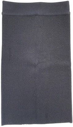 AllSaints Black Cotton Skirt for Women