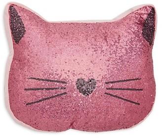 Capelli New York Cat Decorative Pillow