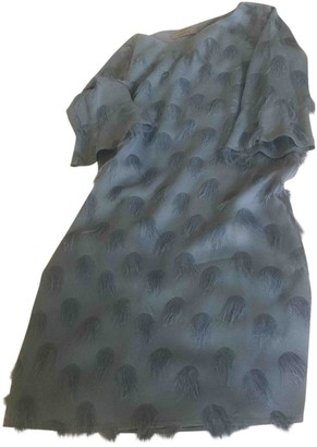 Marella Blue Dress for Women