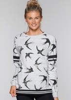 Lorna Jane Swallows Sweat Shirt