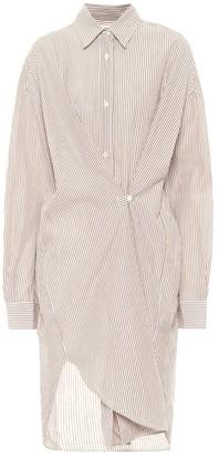 Etoile Isabel Marant Seen cotton shirt dress