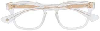 Dita Eyewear Clear Frame Glasses
