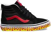 Vans Kids Varsity SK8-Hi Zip