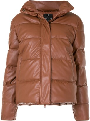 Unreal Fur Padded Puffer Jacket
