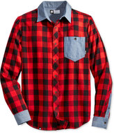 Lrg Men's Hunter Pocket Shirt