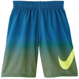 Nike Boys 8-20 Color Fade Breaker Volley Swim Shorts