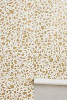 Avery Thatcher Ibo Gold Wallpaper