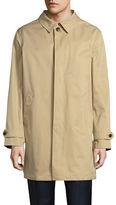 Lauren Ralph Lauren Button-Front Overcoat