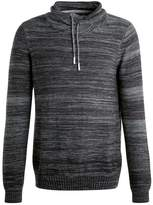Teddy Smith Pexer Jumper Black Melange