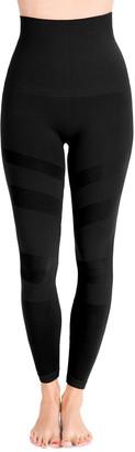 Belly Bandit Mother Tucker® Shaping Moto Leggings