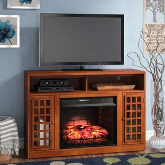 """Alcott Hill Contreras TV Stand for TVs up to 48"""" with Fireplace Alcott Hill"""