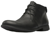 Camper Leather Round-Toe Boot