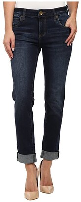 KUT from the Kloth Catherine Boyfriend Jeans in Easily (Easily) Women's Jeans
