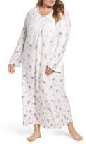 Carole Hochman Plus Size Women's Long Nightgown