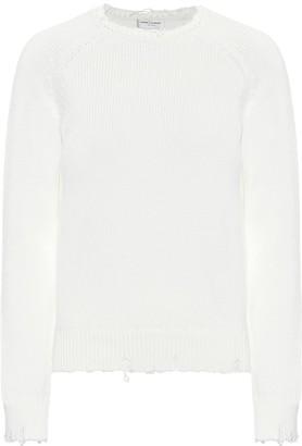 Saint Laurent Cotton sweater