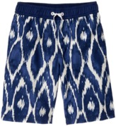 Crazy 8 Ikat Swim Trunks