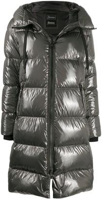 Herno High-Shine Puffer Jacket