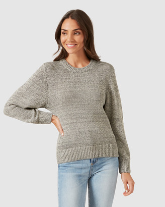 French Connection Loose Weave Jumper