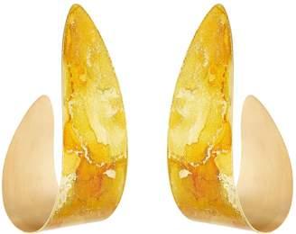 Design Studio Odell Mini Serpent Earrings - Gold