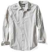 Banana Republic Camden-Fit Custom Wash Striped Shirt