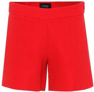 Giambattista Valli Crepe shorts