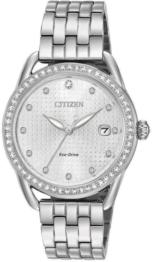 Citizen Drive from Eco-Drive Women's Stainless Steel Bracelet Watch 37mm
