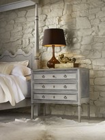 The Well Appointed House Modern History Danish Three-Drawer Commode-Painted - ON BACKORDER -