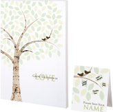 Lillian Rose Guest Signing Tree Canvas