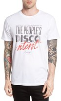 Obey Men's The People's Discontent Graphic T-Shirt