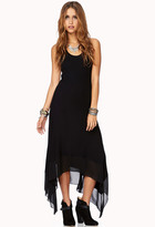 Forever 21 Simply Stated Ribbed Maxi Dress