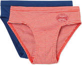 Petit Bateau Pack of two cotton briefs 2-12 years