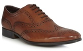 Clarks Tan Leather 'banfield Limit' Brogues