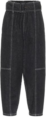See by Chloe High-rise carrot jeans