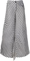 Rosie Assoulin striped palazzo trousers