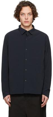 Descente Allterrain Black Titanium Thermo Insulated Shirt