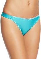Splendid Whipstitch Side Tab Bikini Bottom