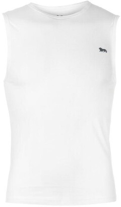 Lonsdale London Sleeveless Small Logo Tee Shirt Mens