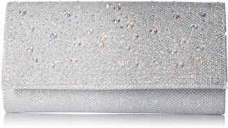 Jessica McClintock Chloe Sparkle Stones Evening Clutch