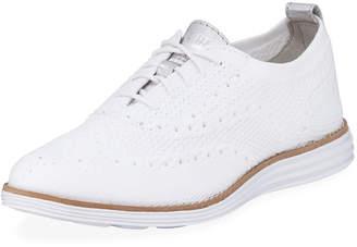 Cole Haan Original Grand Stitchlite Oxford Sneakers, White