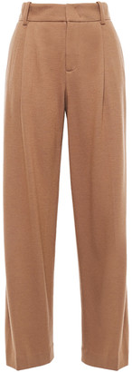 Vince Wool-blend Wide-leg Pants