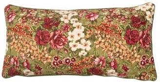 Donna Sharp Watercolor Irish Chain Rectangle Decorative Pillow