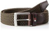 Tommy Hilfiger Men's New Adan 3.5 Belt, Grun,95