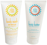 Body Butter & Body Wash for Sunless Tans