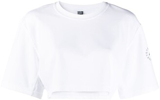 adidas by Stella McCartney Future Playground cropped top