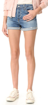 AG Jeans The Alex Boyfriend Shorts