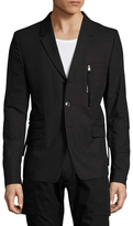 Diesel Black Gold Juptask Cotton Jacket