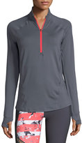 Under Armour Run True Half-Zip Long-Sleeve Performance Jacket