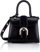 Delvaux Women's Brillant Mini-Satchel-Black